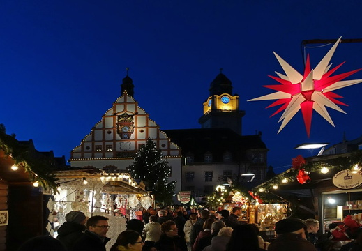 Plauen Advent 2015