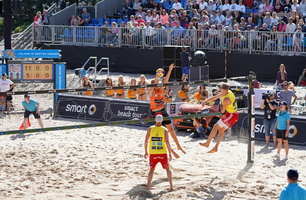 Beachvolleyball 02896c