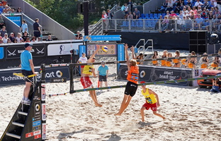 Beachvolleyball 02930c