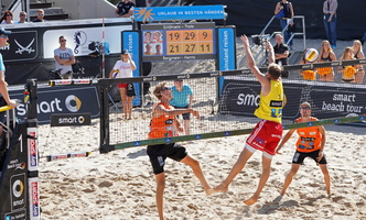 Beachvolleyball 03043c